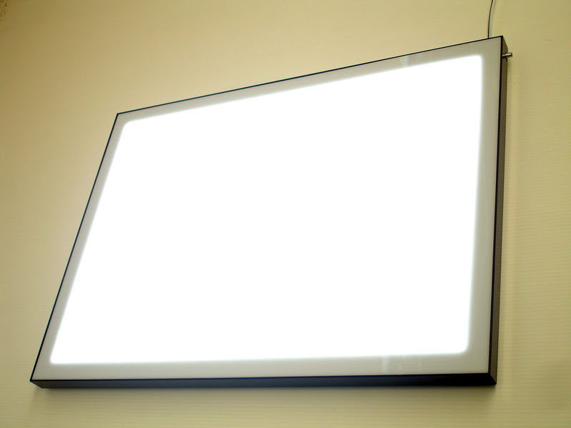 Slim Panel LED Light Box